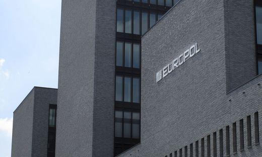Das Gebäude der Europol in Den Haag