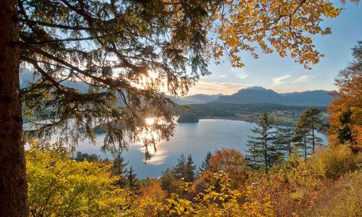Den Herbst vor den Vorhang zu holen, wird eine der künftigen Hauptaufgaben im Tourismus