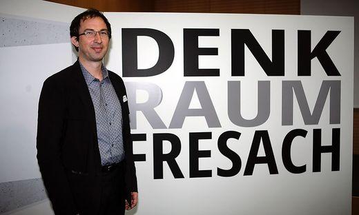 Peter Nageler hat die Fresacher Toleranzgespräche mitbegründet. Sie beginnen heute im Parkhotel Villach