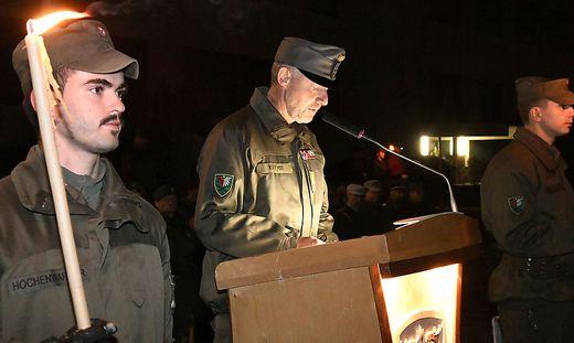 Türk-Kaserne ist gesperrt
