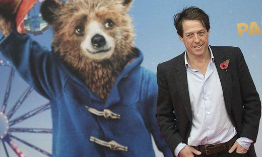 """Hugh Grant verkörpert in """"Paddington 2"""" einen Schauspieler"""