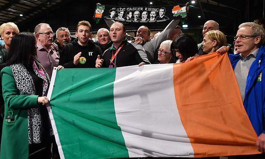 Erfolg für Sinn Fein bei Parlamentswahl in Irland