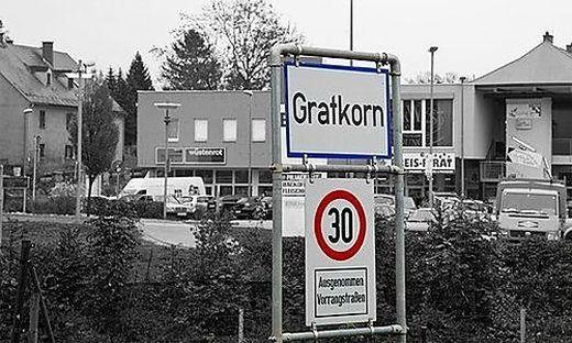 Ortstafel Gratkorn