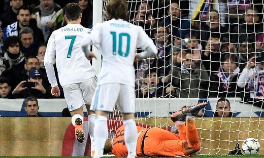 Rätsel um Ronaldos