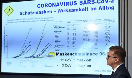 CORONAVIRUS-PRESSEKONFERENZ: 'AKTUELLE LAGE': ANSCHOBER