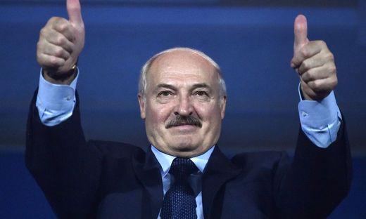 Der weißrussische Präsident Alexander Lukaschenko regiert seit 25 Jahren autoritär