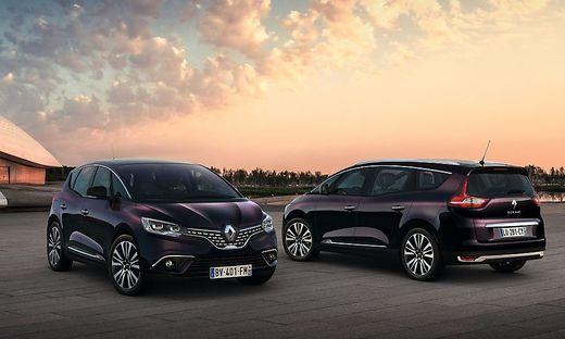 Modellpflege Dieser Renault Scénic Setzt Auf Luxus Kleinezeitungat
