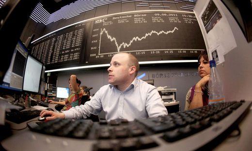 Ein wichtiger Faktor ist Experten zufolge hier die viel beschworene Psychologie der Märkte.