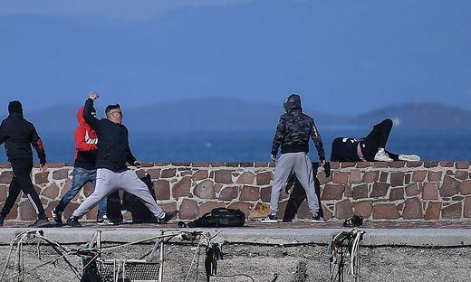 GREECE-SYRIA-TURKEY-CONFLICT-MIGRATION