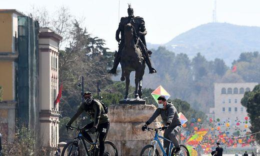 Albanien bewegt sich Richtung Europa