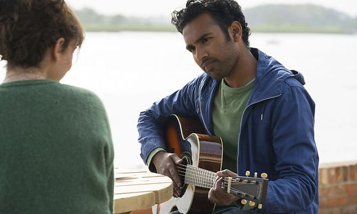 Himesh Patel, Lily James