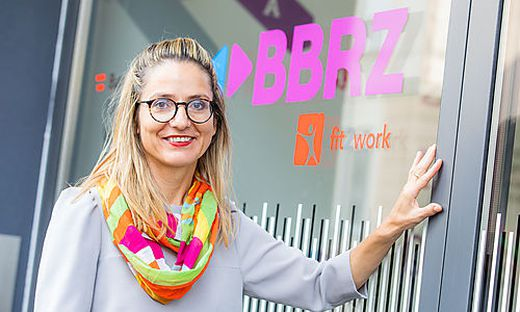 Seit 2015 ist Kornelia Sonvilla als Geschäftsfeldleiterin für Kärnten zuständig