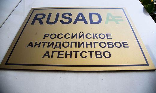 Symbolbild, Russlands Anti-Doping-Agentur (RUSADA)