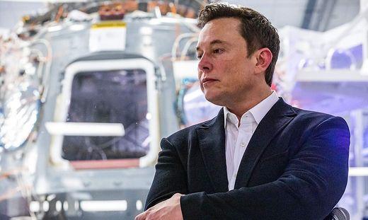 Der eigenwillige Visionär und Weltraumspediteur Elon Musk