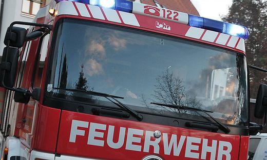 Die FF Althofen stand bei den Aufräumarbeiten nach dem Auffahrunfall im Einsatz (Symbolfoto)