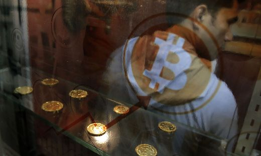 Bitcoin-Kurs fällt weiter
