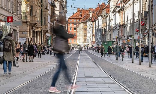 Stadt Graz Herrengasse