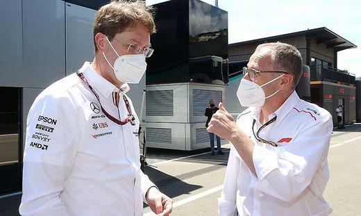 Formula 1 BWT Grosser Preis von �sterreich 2021 / 03.07.2021, Red Bull Ring , Spielberg, Formula 1 BWT Grosser Preis von