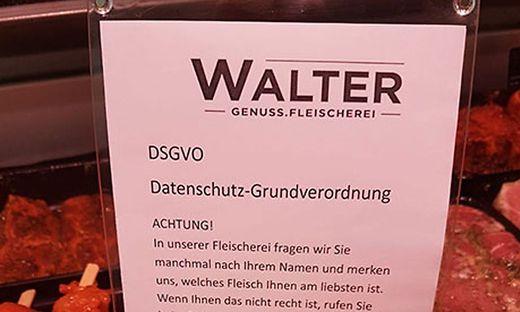 Walter Genuss Fleischerei