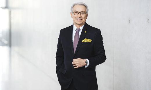 Post-Chef Georg Pölzl