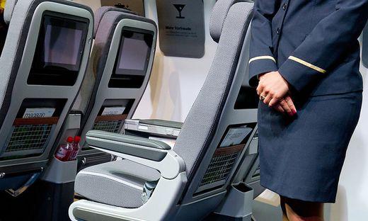 Streikaufruf für Flugbegleiter der Lufthansa