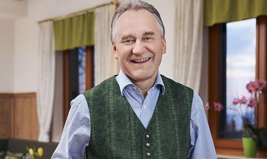 Johann Spreitzhofer, Sprecher von mehr als 10.000 Tourismusbetrieben