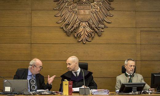 Richter Matthias Polak dürfte heute das Urteil fällen