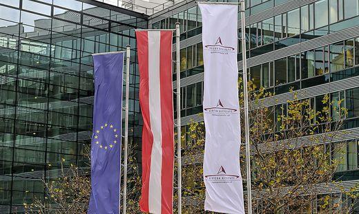 Bürogebäude der Statistik Austria