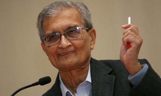 INDIA NOBEL LAUREATE AMARTYA SEN