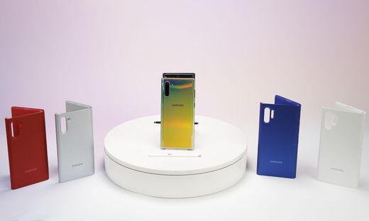 Samsung will mit dem neuen Galaxy Note 10 punkten