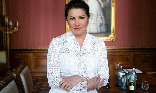 Auf Applaus musste sie diesmal verzichten: Anna Netrebko