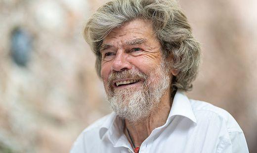 Reinhold Messner heiratet wieder