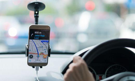 Uber bietet seine Dienste weltweit an