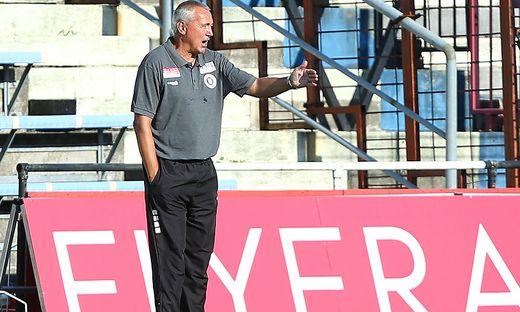 FUSSBALL: ADMIRAL BUNDESLIGA/GRUNDDURCHGANG: FC FLYERALARM ADMIRA - SK AUSTRIA KLAGENFURT