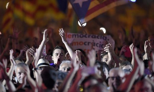 SPAIN-CATALONIA-POLITICS-REFERENDUM
