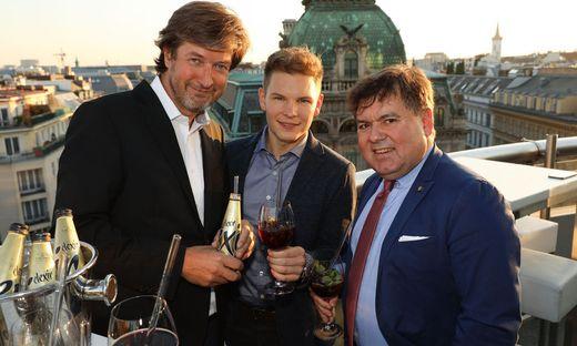 Möseneder, Deutschmann (Green Rocket), Investor Prokop