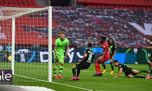 Wolfsburg feierte einen 4:1-Sieg