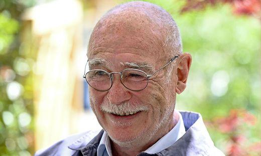 Schriftsteller Michael Scharang