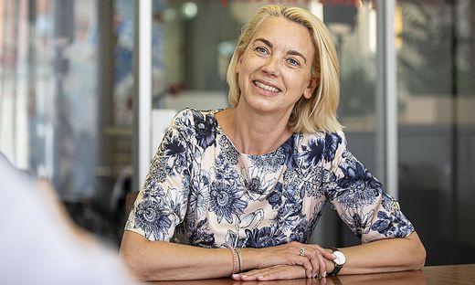Sommergespräch Angelika Mlinar Klagenfurt Juli 2020