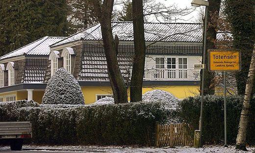 Dieter Bohlen Haus ebay aktion eine tüte luft dieter bohlen unterm hammer