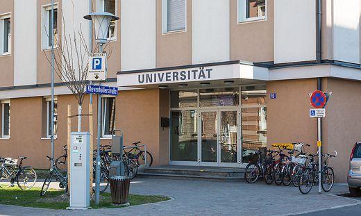 Alpen Adria Universitaet Klagenfurt Fakultaet fuer Interdisziplinaere Forschung und Fortbildung Sterneckstrasze Klagenfurt