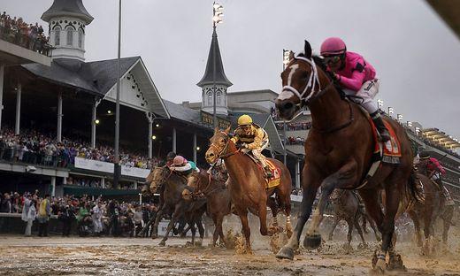 AP, Kentucky Derby, Galopp