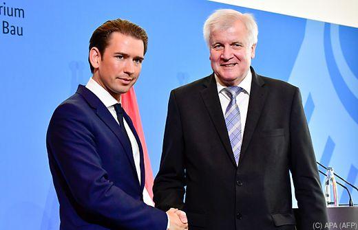 Österreichs Bundeskanzler - Kurz fordert