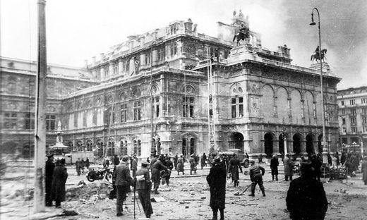 Die Zweite Republik - Eine unglaubliche Geschichte