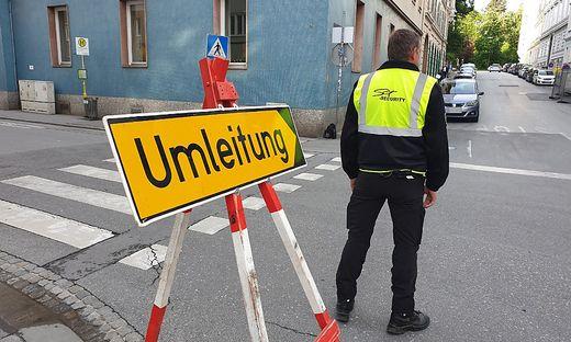 Ab 3. August ist auf einigen Grazer Straßen vieles anders
