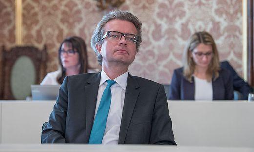 Spitalslandesrat Christoph Drexler