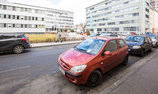 Das Thema Parken beschäftigt Klagenfurter wie Pendler