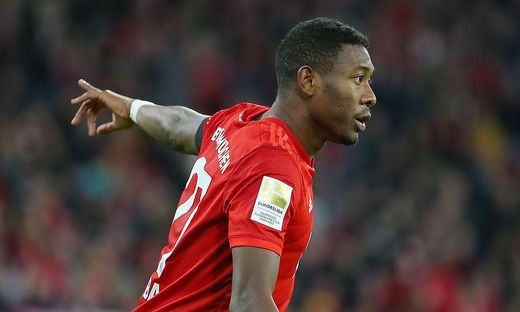 SOCCER - 1. DFL, Bayern vs Paderborn