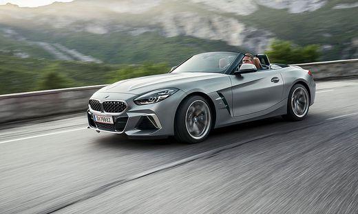 Der neue BMW Z4