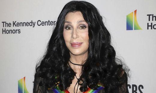 Popstar Cher wurde mit dem Kennedy-Preis ausgezeichnet